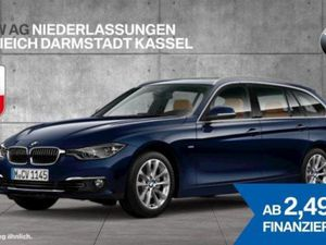 BMW 330 d Touring Luxury Line Head-Up LED Pano.Dach