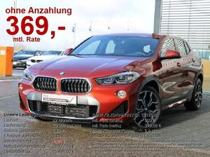 BMW X2 xDrive 18d M Sport X Paket Navi LED Head-Up