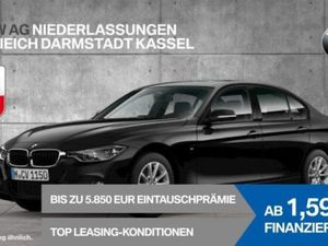 BMW 320 d Limousine M Sportpaket Head-Up HiFi LED