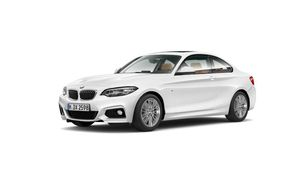 BMW 220i Coupé Model M Sport