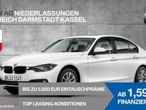 BMW 320 i Limousine Advantage HiFi LED Navi