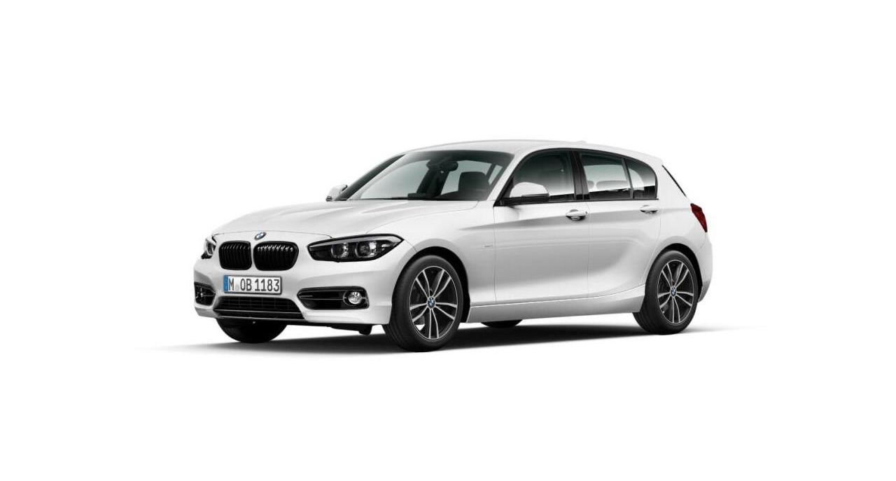BMW 116i 5-deurs Sport Shadow Edition