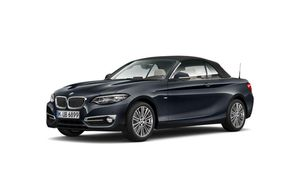 BMW 220i Cabrio Model Luxury Line