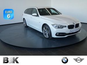 BMW 330 i Touring Sport Line - LED,Navigation,Tempomat (Na