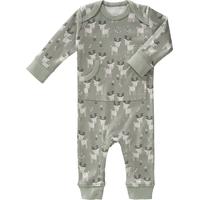 Fresk Pyjama Deer Forest Green 3-6m(UL)