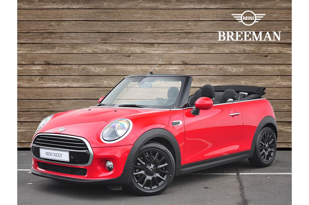 MINI Cooper Cabrio Pepper