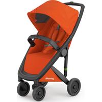 Greentom Upp Classic Zwart-Oranje