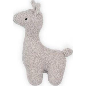 Jollein Knuffel XL Lama - Grey