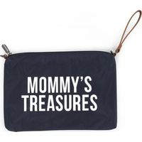 Childhome Mommy Clutch Bag - Navy/White