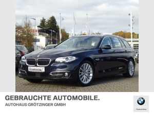 BMW 525 d Touring Luxury Line Head-Up HiFi Xenon Shz
