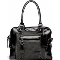 Little Company Canvass Shopper Bag Anthracite