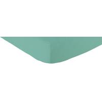 Briljant Baby Hoeslaken Juniorbed Jersey 70x150 - Jade