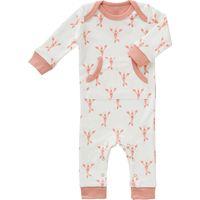 Fresk Pyjama - Lobster Coral Pink 0-3 m