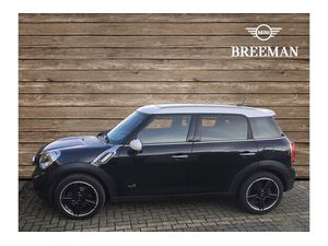 MINI Cooper S Countryman ALL4 Aut. Chili