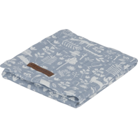 Little Dutch Swaddle Doek - Adventure Blue
