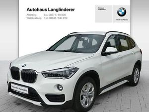 BMW X1 xDrive20d A SportLine Head-Up Navi