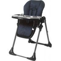 Titaniumbaby Kinderstoel de Luxe - Denim