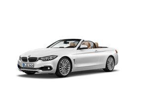 BMW 4 Serie Cabrio 430i High Executive Luxury Line Aut