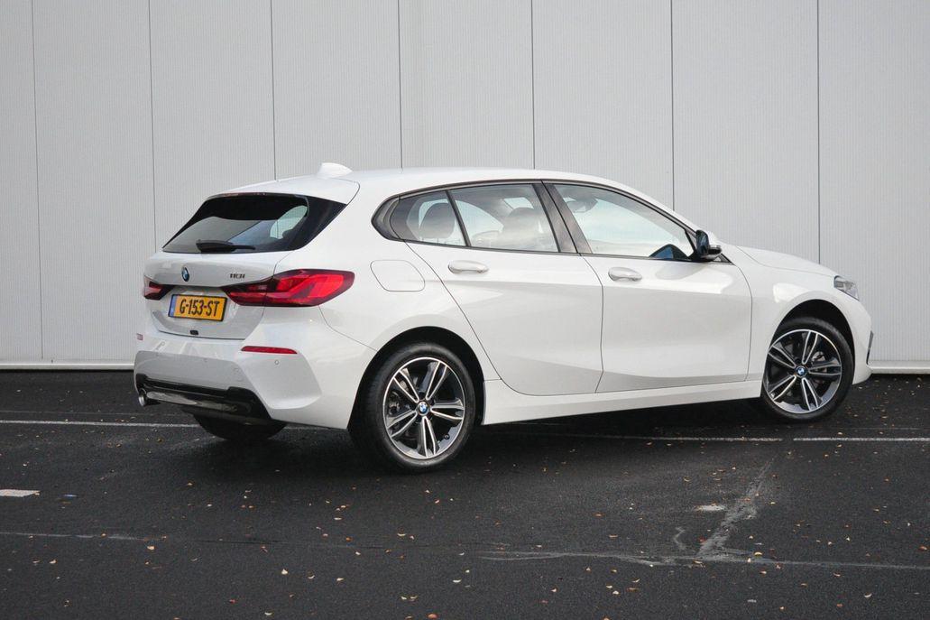 BMW 1 Serie 118i Executive Edition Sport Line Aut.