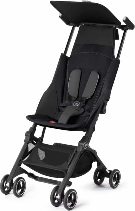 GB Pockit+ Buggy Monument Black