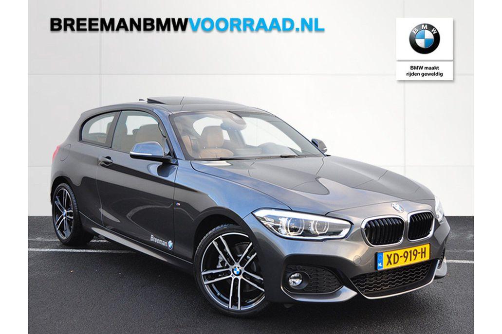 BMW 1 Serie 120i 3drs. High Executive M Sport Aut.