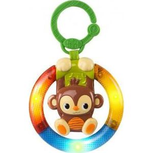Bright Starts Shake&Glow Monkey Autospeeltje