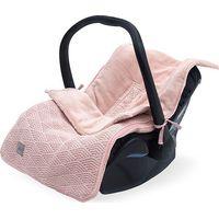 Jollein Comfortbag 0 Tot 9 Maanden River Knit - Pale Pink