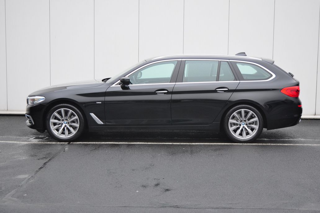 BMW 5 Serie 520d xDrive Touring High Executive Luxury Line Aut.