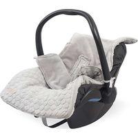 Jollein Comfortbag 0 Tot 9 Maanden Fancy Knit - Soft Grey