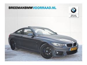 BMW 4 Serie 420i Coupé High Executive M Sport Aut.