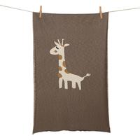 Quax Ledikantdeken - Giraffe