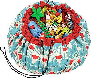Speelgoedzak Play&Go Badminton