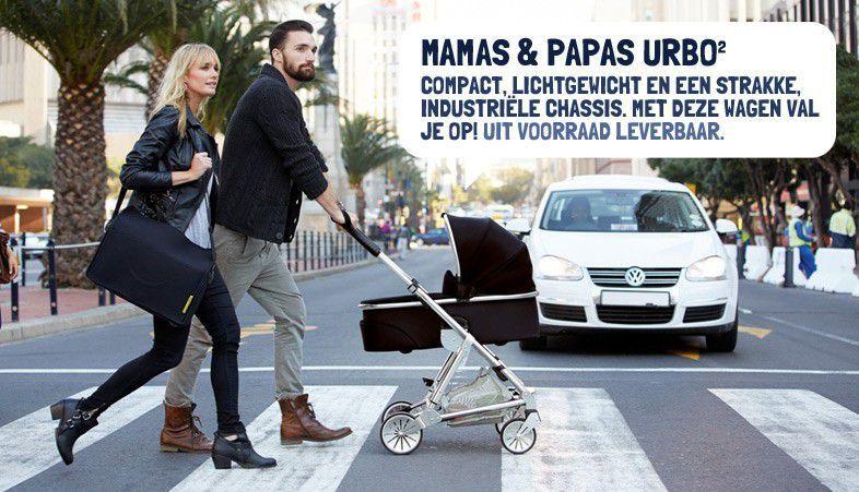 Mamas & Papas Urbo2