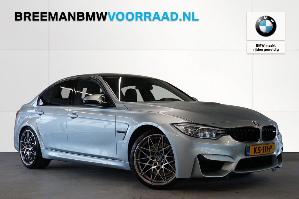 BMW 3 Serie M3 Competition DCTA