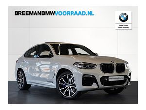 BMW X4 xDrive30i High Executive M Sport