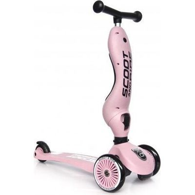 Scoot and Ride Step/Loopfiets - Rose