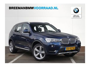 BMW X3 2.0D xDrive High Executive xLine Aut.