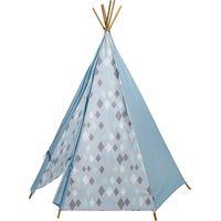 Kidsdepot Wieber Tipi-tent Blauw (UL)