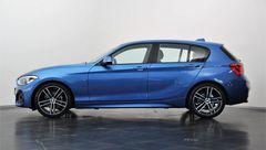 Foto BMW 1 Serie 118I EDITION M SPORT SHADOW EXECUTIVE | Automaat | 18'' | LED | Cruise & Climate Control | Rijklaarprijs! (17839550-4.jpg)