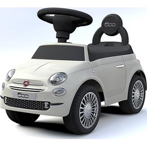 Happy Baby Loopauto Fiat 500 - Wit