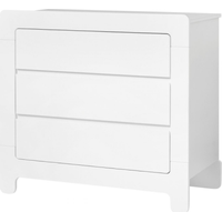 Quax Commode 3 Laden Sunny - Wit