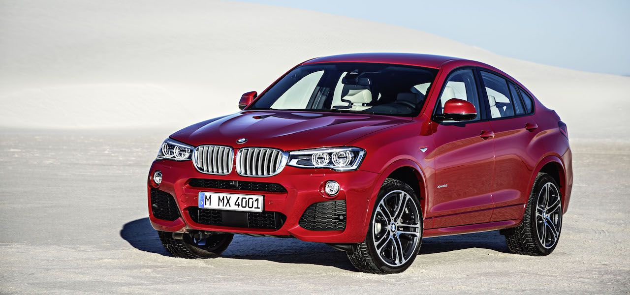 nieuwe bmw x4 of occasion kopen of leasen. Black Bedroom Furniture Sets. Home Design Ideas