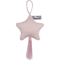 Baby's Only Decoratiester Sparkle - Zilver-Roze Mêlee