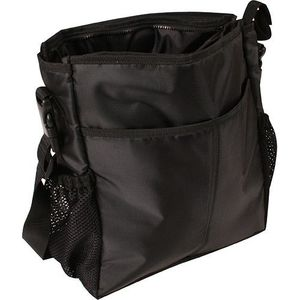 Kees Verzorgingstas Big Baby Bag - Black (UL)