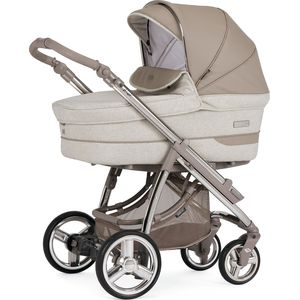 BebeCar Pack Ip-Op XL Kinderwagen - Beige/Taupe