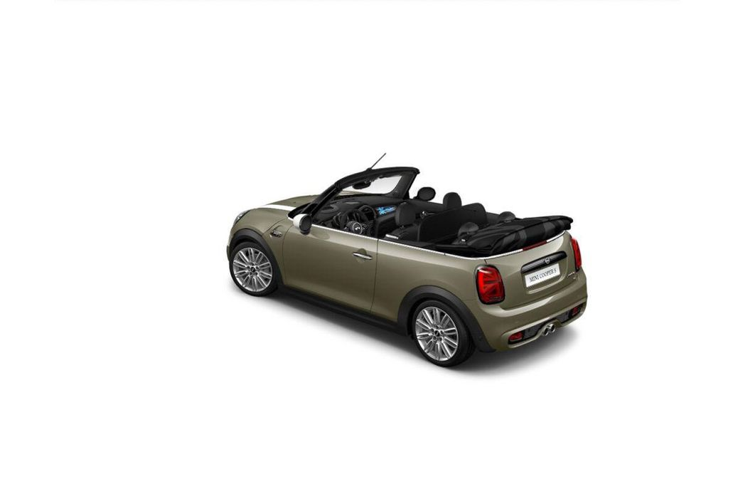 MINI Cooper S Cabrio Aut. Chili Serious Business