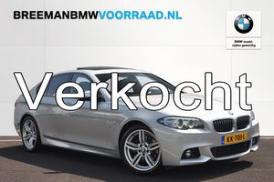 BMW 5 Serie 520i Sedan M Sport High Executive Aut.