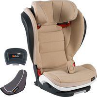 Besafe Autostoel iZi Flex Fix UN R129 - Mélange Ivory