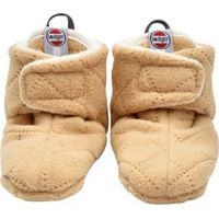 Lodger Slipper Fleece Scandinavian 12-18m Sand