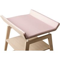 Leander Linea Hoes Aankleedkussen - Soft Pink (excl. verschoontafel)